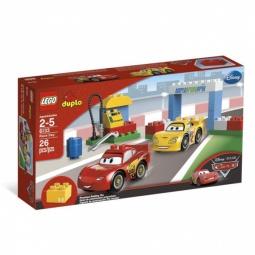 фото Конструктор LEGO Тачки 2. Гонки