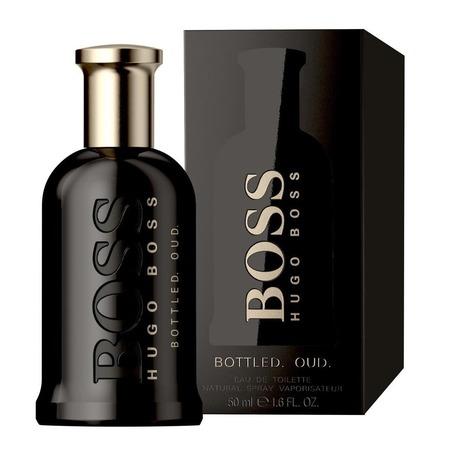 Купить Парфюмированная вода для мужчин Hugo Boss Bottled Oud