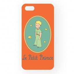 фото Чехол для iPhone 5 Mitya Veselkov «Портрет Принца». Цвет: оранжевый