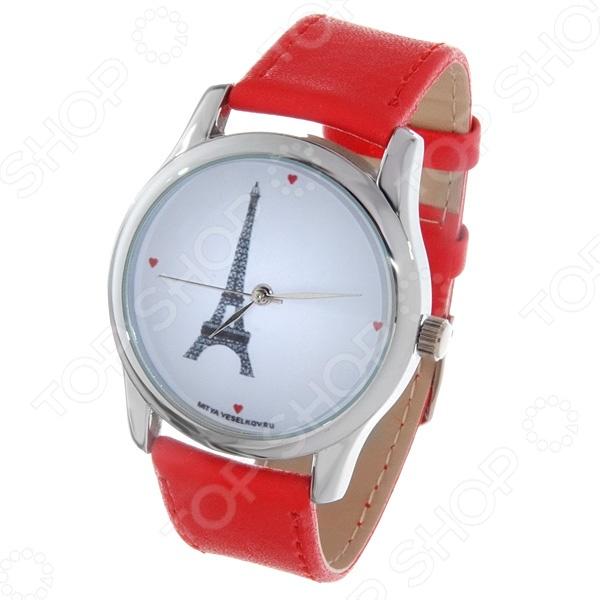 Часы наручные Mitya Veselkov «Париж» Color все цены