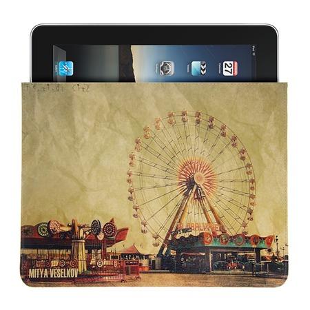 Купить Чехол для iPad Mitya Veselkov «Колесо обозрения»