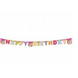 Купить Гирлянда детская Procos «Долина фей-Happy Birthday»