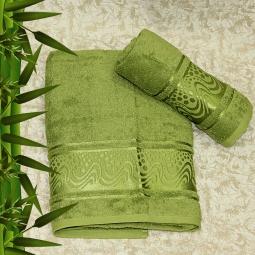 фото Полотенце махровое Mariposa Aqua green