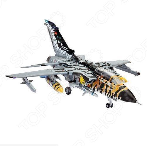 Сборная модель бомбардировщика Revell «Торнадо» ECR Tigermeet 2011 модель сборная revell самолет fokker e iii 1 72