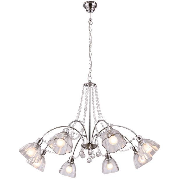 фото Люстра подвесная Arte Lamp Silenzio A9559LM-8CC
