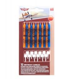 фото Свечи для торта Procos 82107 «Самолеты»