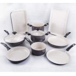 фото Комплект посуды Delimano Ceramica Prima+ Royal Set