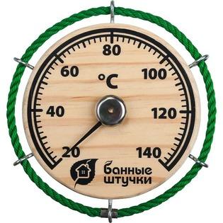 Купить Термометр для бани и сауны Банные штучки «Штурвал»