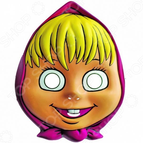 Маска детская Росмэн Маша это детализированный элемент карнавального костюма, представляющий собой маску, которая вызовет настоящий восторг у всех юных поклонников преображения. Маска очень практичная, ваш ребенок всё увидит через глазницы существа. Если у него будет костюм в едином стиле с маской, то приз на любом конкурсе костюмов ему обеспечен. Эти маски могут понравится как девочкам, так и мальчикам, ведь все дети любят чувствовать себя кем-то другим.