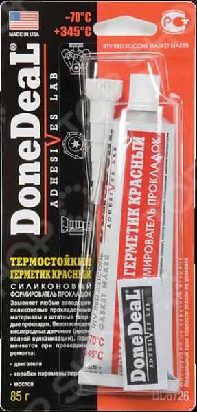 Термостойкий формирователь прокладок Done Deal DD 6726 высокотемпературный бандаж для ремонта глушителя done deal dd 6789