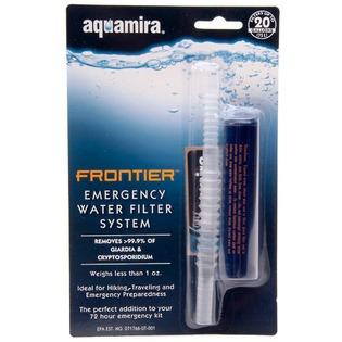 Купить Фильтр для воды персональный McNETT Frontier