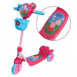 Купить Самокат двухколесный 1 Toy Т57576 «Peppa»
