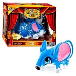 фото Игрушка интерактивная Amazing Zhus «Мышка-циркач Динамо»