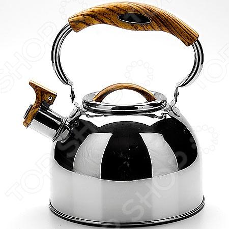 Чайник со свистком Mayer&Boch MB-4128