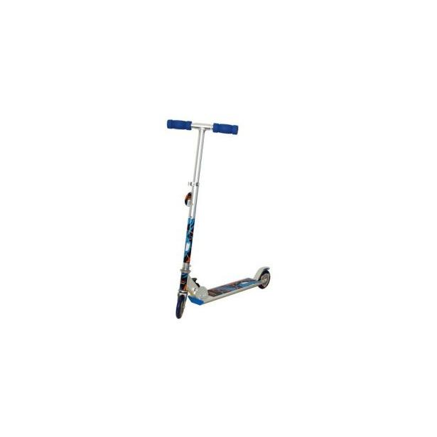 фото Самокат двухколесный X-MATCH AG-3002B. Цвет: голубой