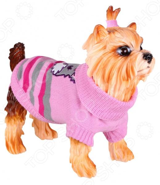 Свитер-попона для собак DEZZIE 563559 свитер попона для собак dezzie 563560