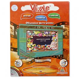 фото Фоторамка объемная Vizzle С Днем рождения!