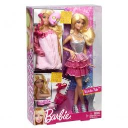 фото Набор игровой для девочек Mattel Спа-салон с куклой