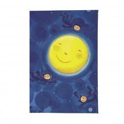 фото Визитница Mitya Veselkov «Купание Луны»