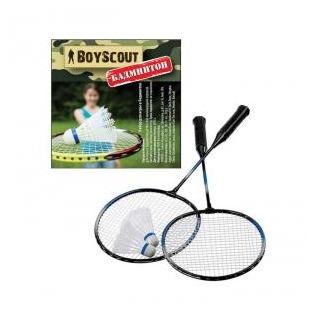 Купить Бадминтон Boyscout 61450
