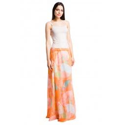 фото Юбка Mondigo 5229. Цвет: персиковый. Размер одежды: 44