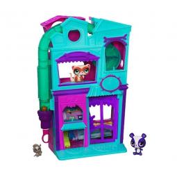 фото Набор игровой для девочек Littlest Pet Shop Зоомагазин
