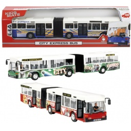 фото Машинка игрушечная Dickie «Городской автобус-экспресс». В ассортименте