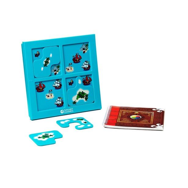 фото Игра логическая BONDIBON «Прятки. Пираты»