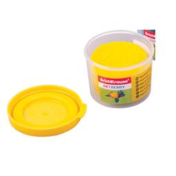 фото Набор пластилина на растительной основе Erich Krause Modelling Dough. Цвет: желтый