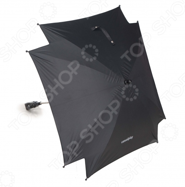 Зонт для коляски Casualplay UMBRELLA KUDU BLACK универсальный зонт chicco для колясок beige