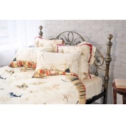 фото Комплект постельного белья из сатина Tete-a-Tete «Сказка».1,5-спальный