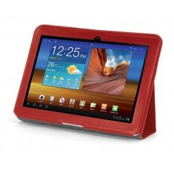 фото Чехол LaZarr Folio Case для Samsung Galaxy Note N8000. Цвет: красный