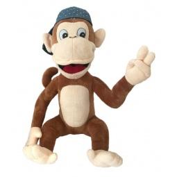 Купить Мягкая игрушка Fluffy Family «Обезьянка Крутой Буба»