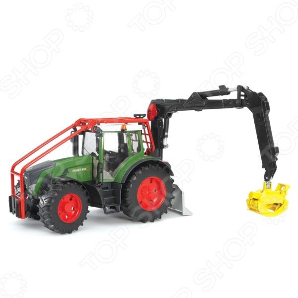 Трактор игрушечный Bruder Fendt 936 Vario bruder игрушечный дровокол posch