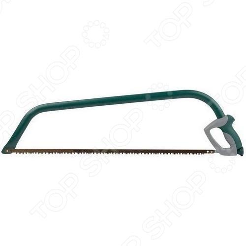 Пила лучковая садовая Raco с двухкомпонентной ручкой  эврика брелок металлический лучковая пила 816295