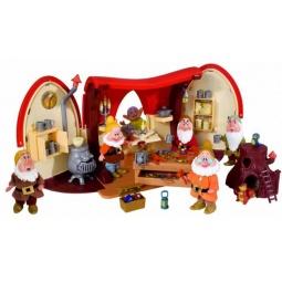 фото Набор кукол с аксессуарами Simba «7 гномов в ювелирной мастерской»