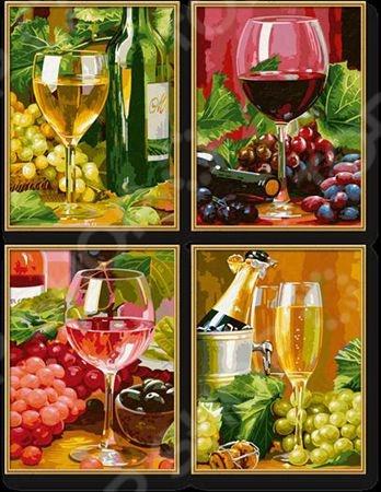 Набор для рисования по номерам Schipper «Вино»