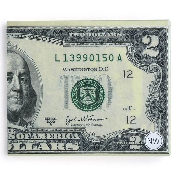 фото Бумажник New wallet Dollar