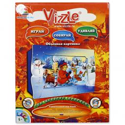 Купить Картинка объемная Vizzle По щучьему велению