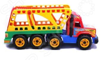 Машинка игрушечная Bauer «Автовоз Сокол»
