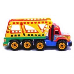 фото Машинка игрушечная Bauer «Автовоз Сокол»