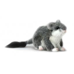 фото Мягкая игрушка для ребенка Hansa «Хомячок джунгарский»