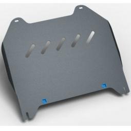 Комплект: защита картера и крепеж Novline-Autofamily Chevrolet Malibu 2013: 2,4 бензин АКПП - фото 7