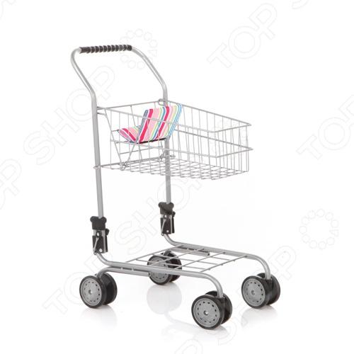 Тележка игрушечная Melobo для продуктов 1698596. В ассортименте сумку тележку для продуктов