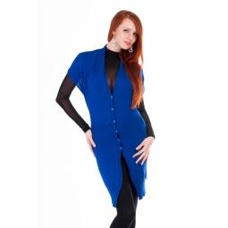 фото Кардиган Mondigo 9734. Цвет: синий. Размер одежды: 42