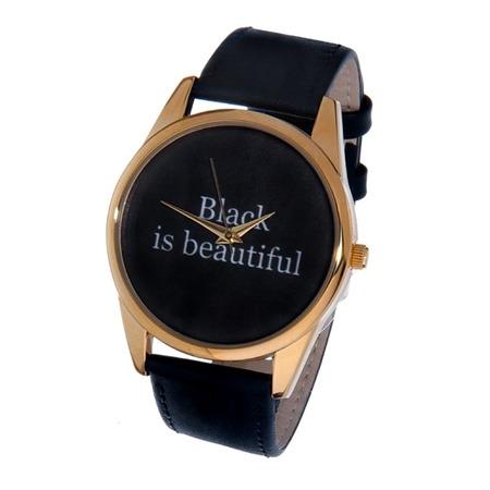 Купить Часы наручные Mitya Veselkov Black is beautiful Gold