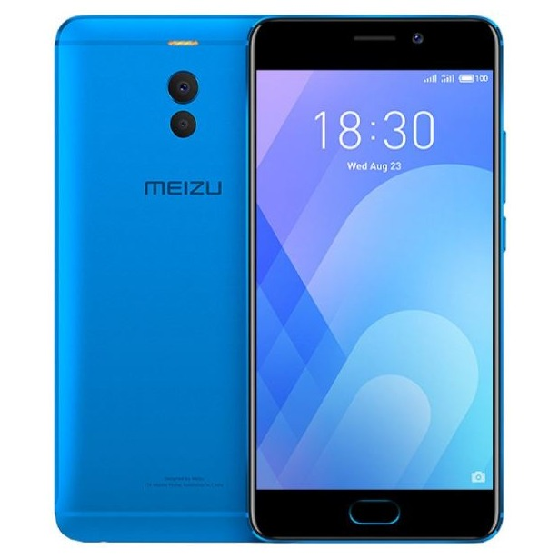 фото Смартфон Meizu M6 Note 3/32Gb. Цвет: синий