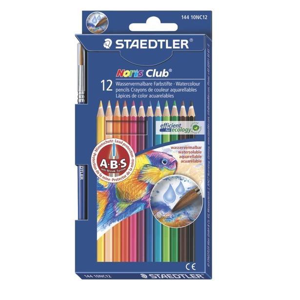 фото Набор акварельных карандашей Staedtler 14410NC12