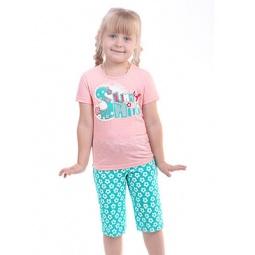 фото Пижама для девочки Свитанак 206426. Рост: 110 см. Размер: 30