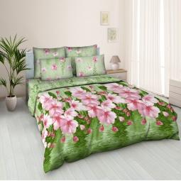 фото Комплект постельного белья Jardin «Сакура». Семейный